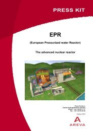 epr: an advanced nuclear reactor nuclear energy