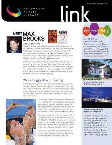 BRooks - Kalamazoo Public Library