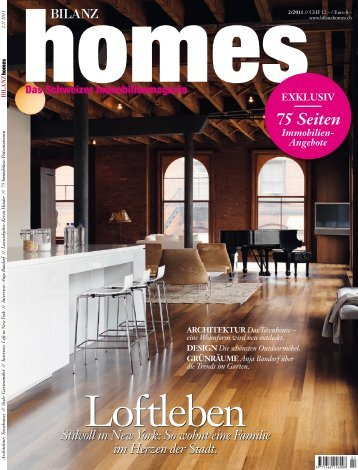 Download Homes 2/2011 (PDF) - BILANZ Homes