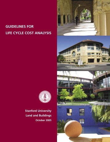 Guidelines for Life Cycle Cost Analysis - Land, Buildings & Real ...