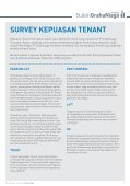 survey kepuasan tenant - Grahaniaga Tatautama, PT - Page 3