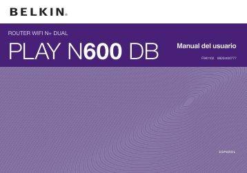 PLAY N600 DB