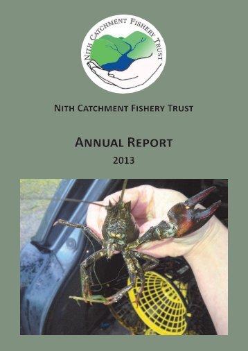 Annual Report - RAFTS