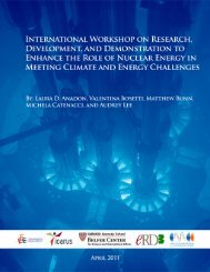 Full report of International Workshop on Research, Development