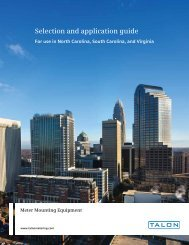 Selection and application guide - Siemens Industry, Inc.
