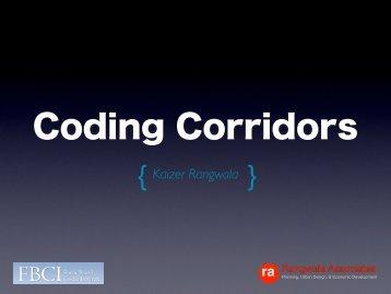 Coding Corridors - Rangwala Associates