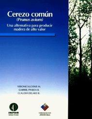 Cerezo común (Prunus avium)