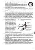 Inststruction Manual Instruction Manual Manuel d'instruction Manual ... - Page 5