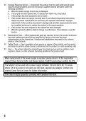 Inststruction Manual Instruction Manual Manuel d'instruction Manual ... - Page 6
