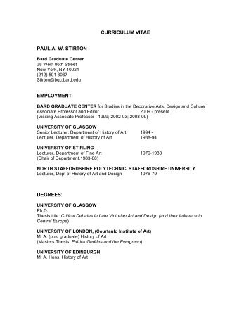 Curriculum vitae michele majer the bard graduate center view pdf of cv the bard graduate center bard college yelopaper Gallery