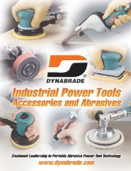 abrasive belt tools