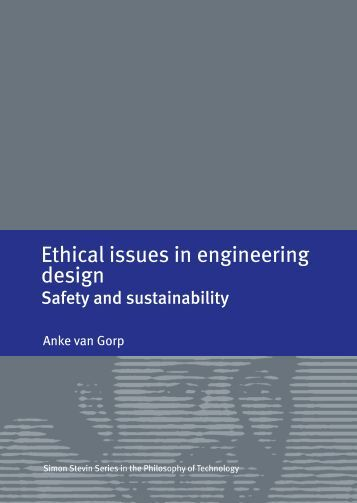 Ethical issues in engineering design - 3TU.Centre for Ethics and ...