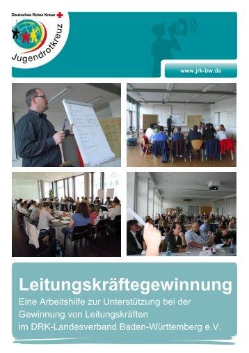 Leitungskräftegewinnung - JRK-BW.de