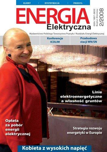 numer 2/2008 - E-elektryczna.pl
