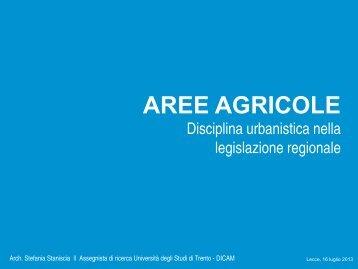 AREE AGRICOLE - Comune di Lecce