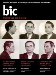 Behind the Iron Curtain: English-language review (magazine in its ...
