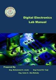 Digital Electronics Manual Lab