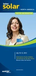 Visitor Information May 2012 - nabcep