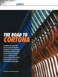 the road to cortona