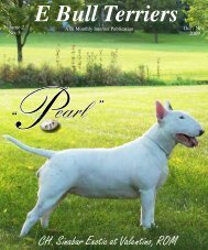 Oct/ Nov PDF Format - E Bullterriers