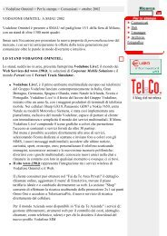 Omnitel - Omnitel Vodafone