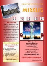 Lazdonas pamatskolas ziņas novembrī - Madona.lv