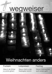 wegweiser - Lesenswert - Evangelische Kirchengemeinde Köln ...