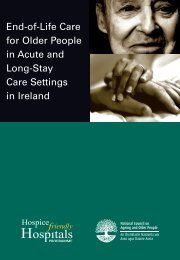 End-of-Life Care for Older People in Acute and Long-Stay Care ...