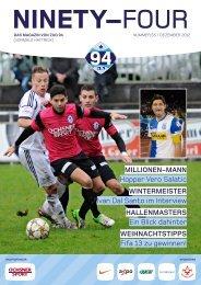 Ninety-four Nr. 55 / Dezember 2012 (PDF 8.6 MB) - Zug 94