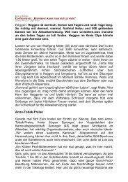 Lesen Sie einen Zeitungsbericht über unseren - kg-heggen.de