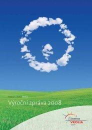 Výroční zpráva 2008 - Nadační fond Veolia