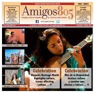 Celebration Celebración - Amigos805.com