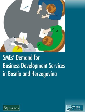 Demand for Business Development Services in Bosnia - Value Chains