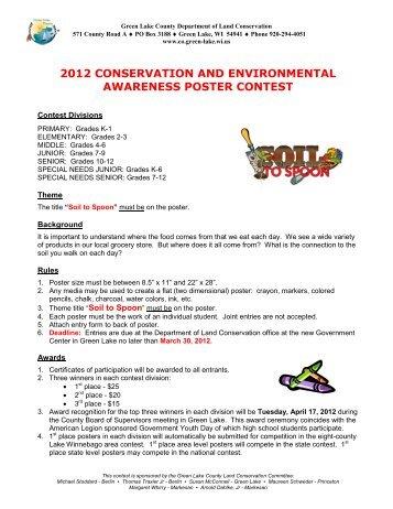 Environmental Essay Contest 2012 Calendar - image 9