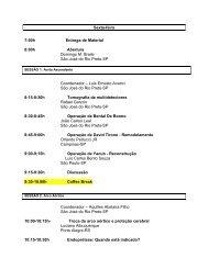 Sexta-feira 7:00h Entrega de Material 8:00h Abertura Domingo M ...