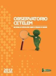 Observatorio Cetelem, 2012 - Infobae.com