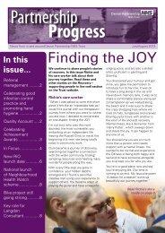 In this issue... - Devon Partnership NHS Trust