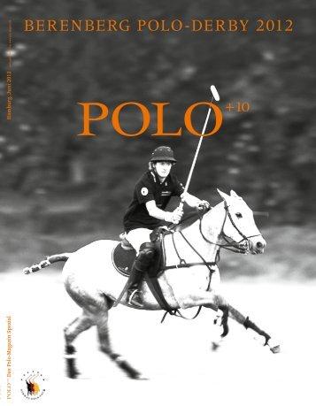 Berenberg Polo Derby Hamburg 2012 - Polo+10 Das Polo-Magazin