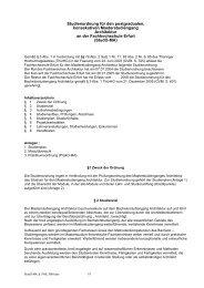 MA-Studienordnung (StO) - Fachhochschule Erfurt