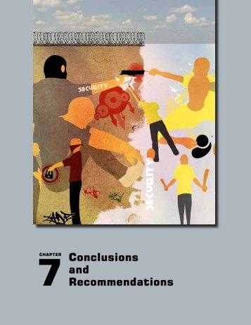 Chapter 7 - Caribbean Human Development Report 2012