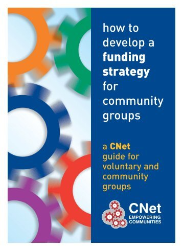How to Develop a Fundraising Strategy - CNet