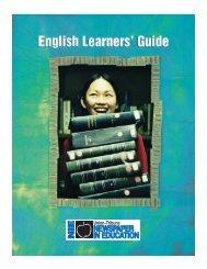 English Learners Guide - NIE - San Diego Union-Tribune