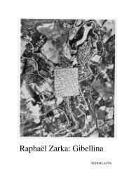 Raphaël Zarka: Gibellina - Stroom Den Haag