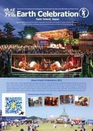 The annual international performing arts festival hosted - Enjoy Niigata