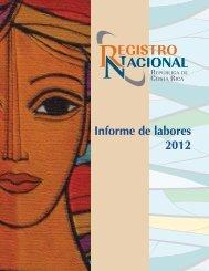 Dirección General - Registro Nacional