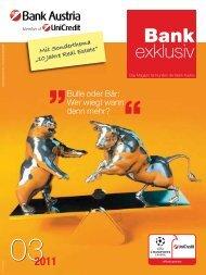 Bank exklusiv 3/2011