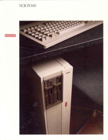 NCR PC810 - 1000 BiT