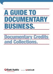 Documentary Credits and Collections.