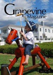 Grapevine Issue 4 - Val de Vie