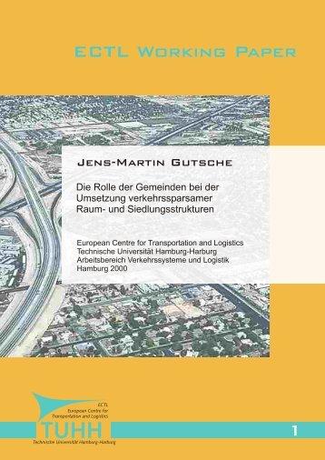 Teil 1 - Planung Gertz Gutsche Rümenapp